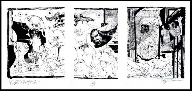 Ralph Steadman, 'Gonzo Guernica ', 2013, Gonzo Gallery