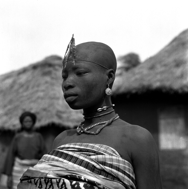 , 'Ilara, Nigeria,' ca. 1950, Marcelo Guarnieri