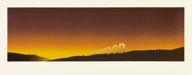 , 'Hollywood,' 1968, de Young Museum