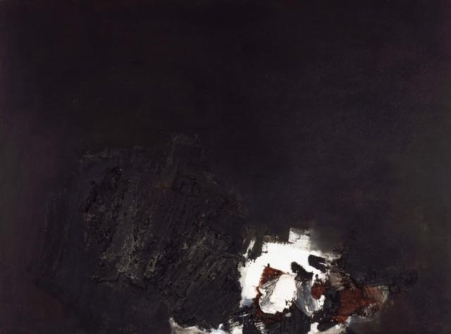 Luis Feito, 'Sin titulo nº 269', 1961, Painting, Mixed media on canvas, Leandro Navarro