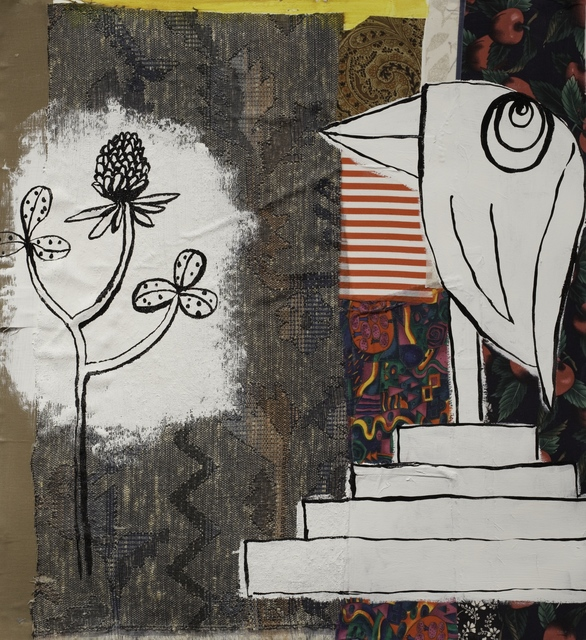 , 'Bird Plant,' 2009, Barry Whistler Gallery