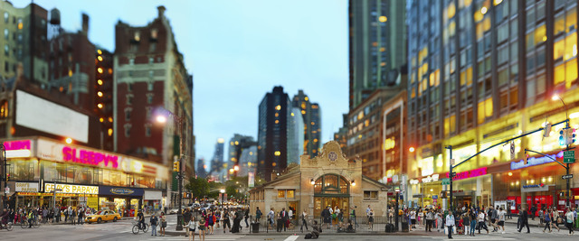 , '72nd Street, Manhattan, 2012,' 2012, Aperture Foundation