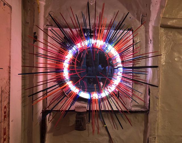 , 'Untitled, Quarters,' 2018, LatchKey Gallery