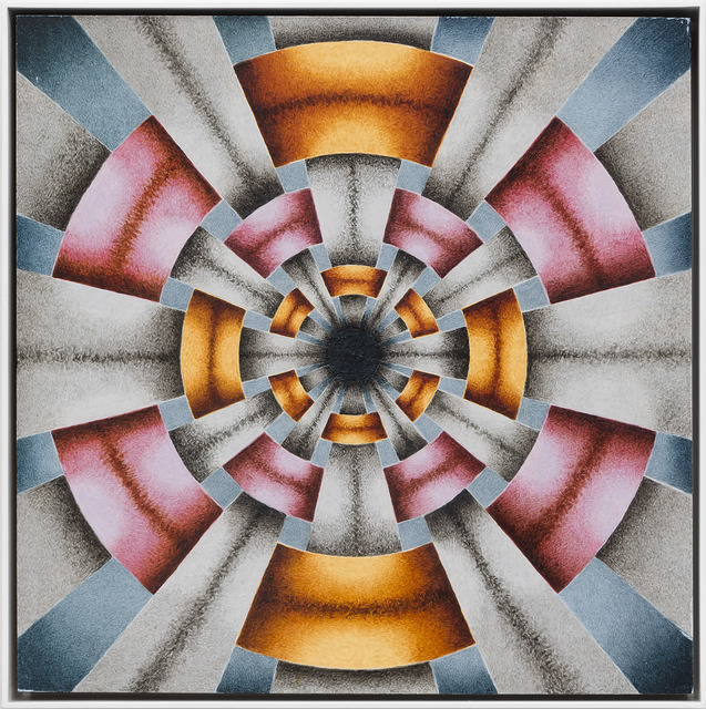 , 'Circle #1,' 2013, Louis Stern Fine Arts
