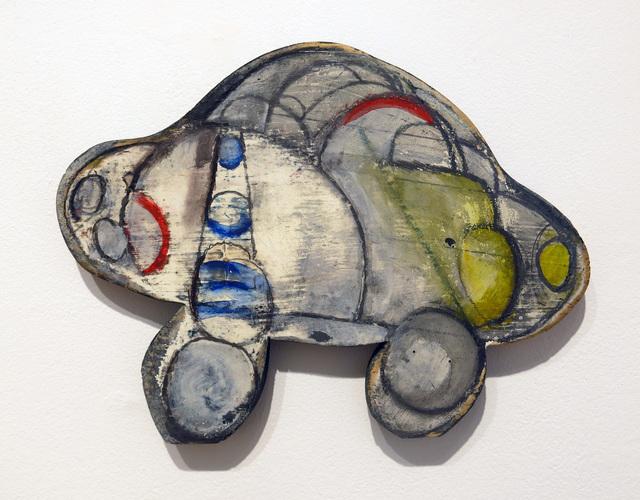 , '5/F,' 2002, Edward Thorp Gallery