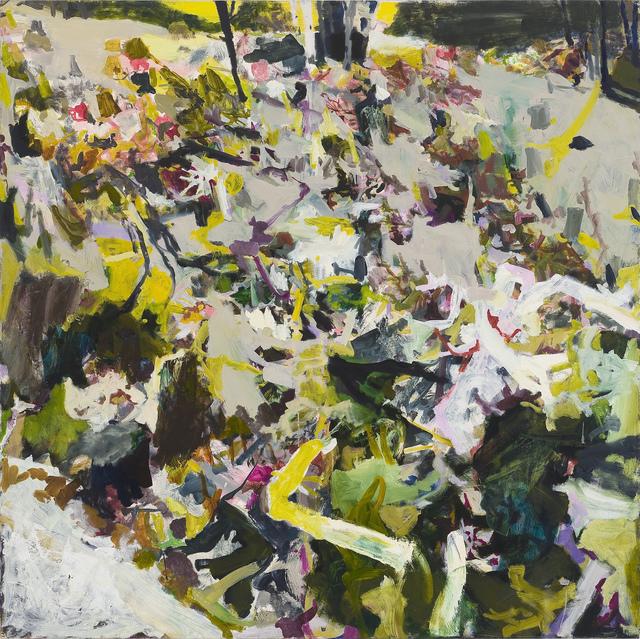 , 'Written Under,' 2010, CYNTHIA-REEVES