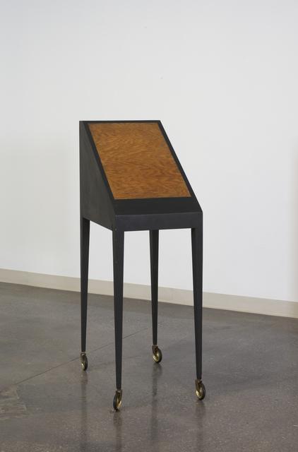 , 'Counter I,' 1962, Castelli Gallery