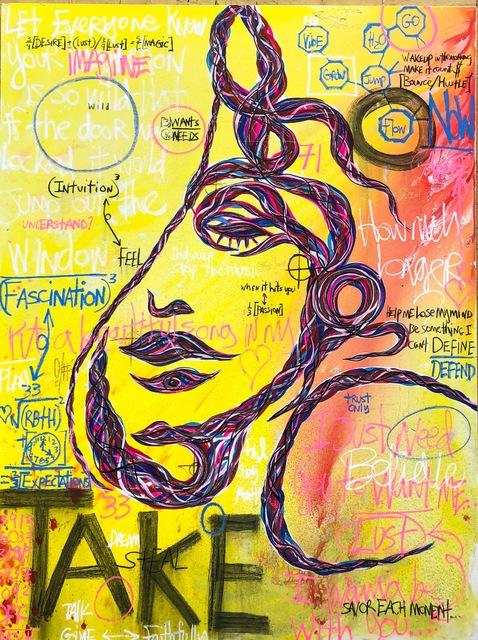 , 'Take,' 2018, Contessa Gallery