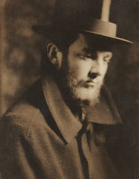 Alvin Langdon Coburn, 'Self Portrait,' 1905, Phillips: The Odyssey of Collecting