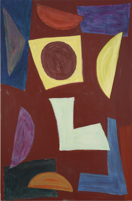 , 'Trumpet,' 2015, Maddox Arts