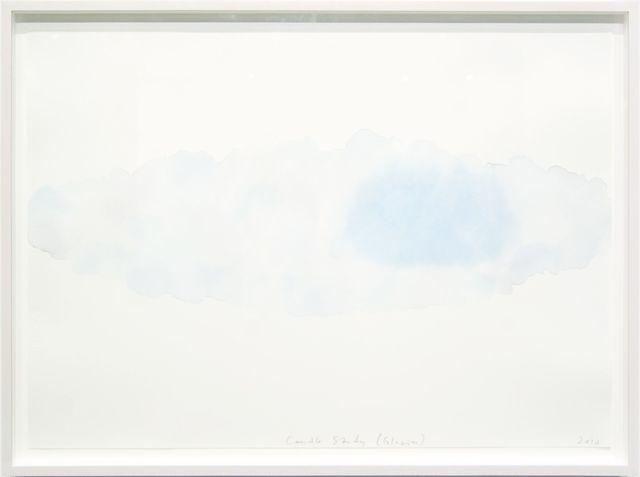 , 'Candle Study (Glacier C),' 2010, Rhona Hoffman Gallery