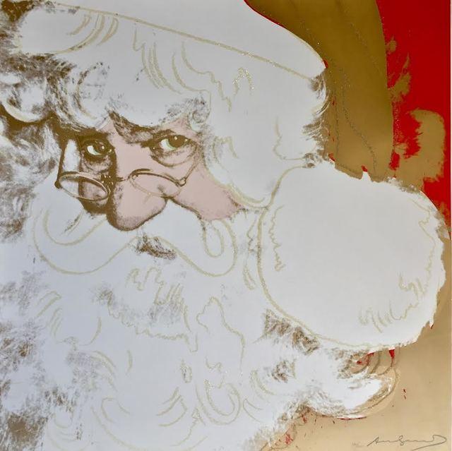 Andy Warhol, 'Santa Claus', 1981, DANE FINE ART