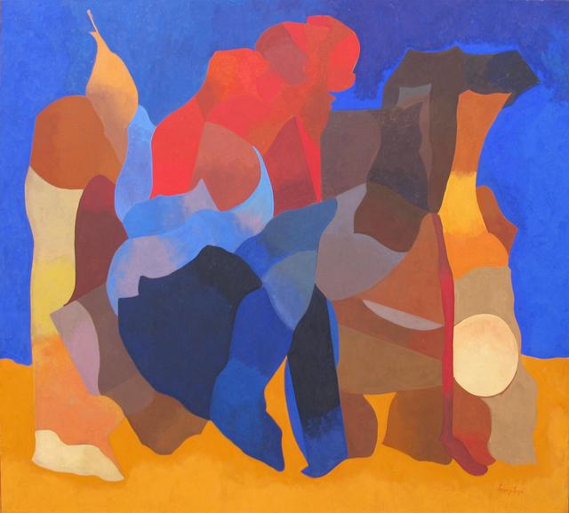 , 'Lenguaje Mudo,' 2017, Galeria Oscar Roman