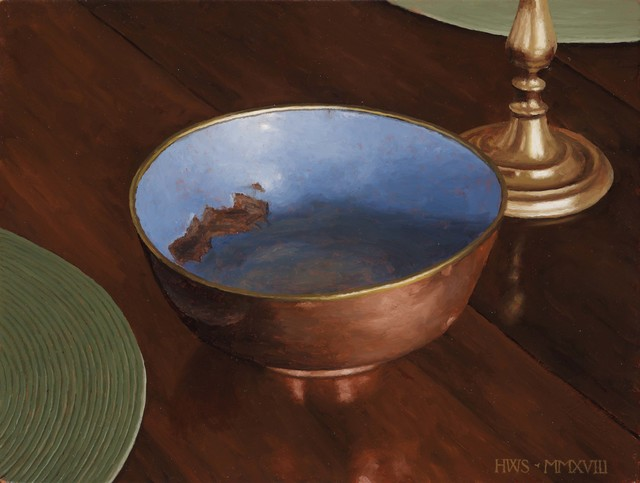 , 'Copper Bowl,' , Jonathan Cooper