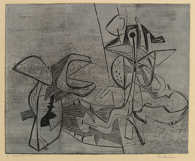 , 'Auricular Unrest 1954,' 1954, Dolan/Maxwell
