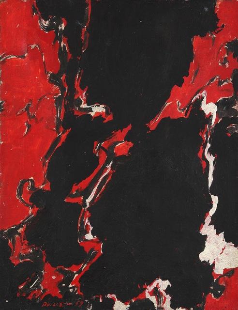 , 'Composition ,' 1959, Galerie F. Hessler