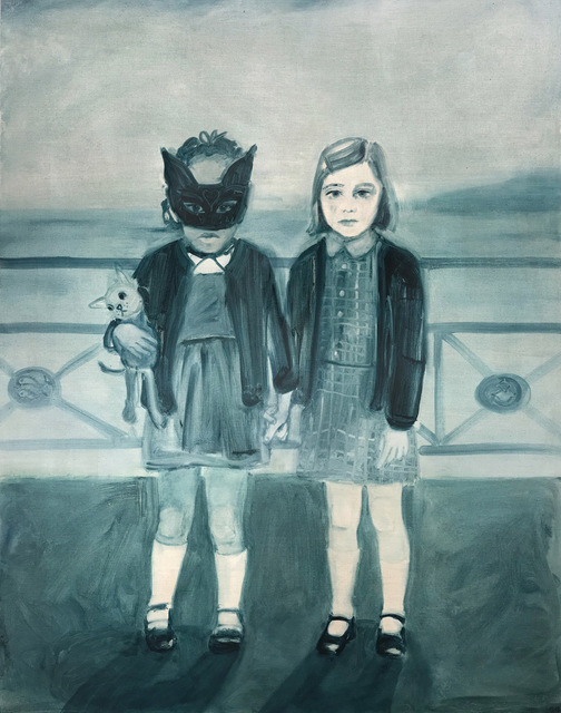 , 'We never went to Brighton,' 2019, James Freeman Gallery