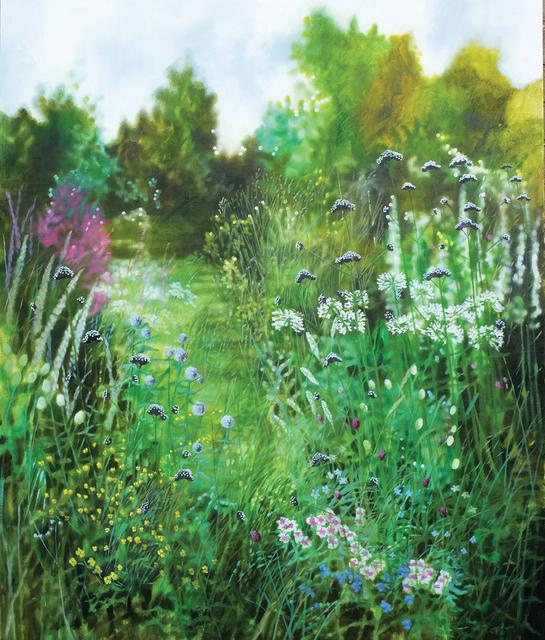 , 'Dorset Summer Garden,' 2018, Hybrid Gallery