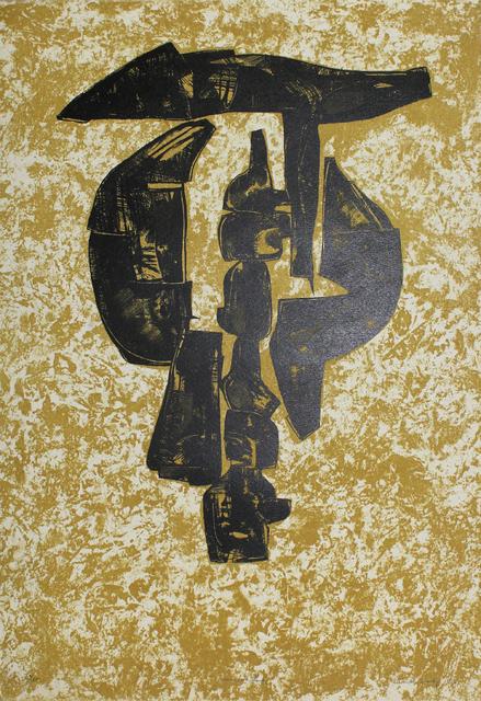 Dimitri Hadzi, 'Sculpture Study', 1961, Sylvan Cole Gallery