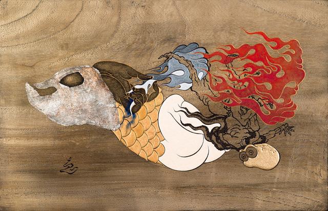 , 'Deep Sea Fish C,' 2013, Onishi Gallery