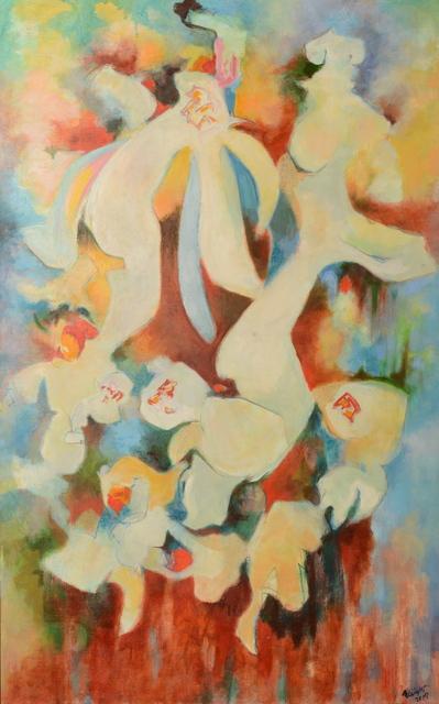 , 'Wing Feathers II,' 1996, Ellsworth Gallery