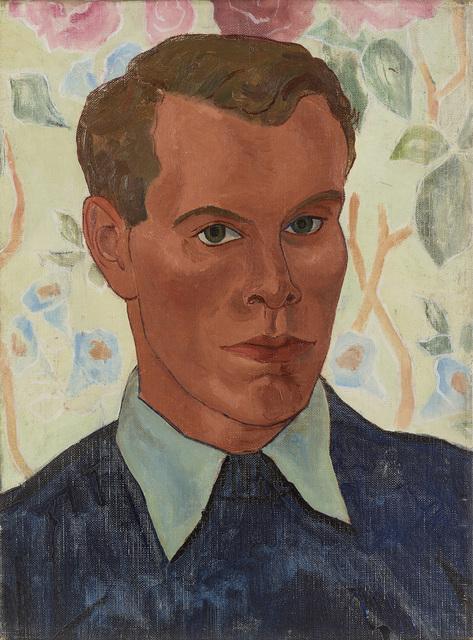 , 'Self Portrait,' ca. 1926-7, Offer Waterman