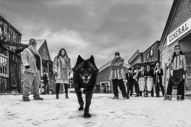 David Yarrow, 'There Will be Blood', 2020, Photography, Digital Pigment Print on Archival 315gsm Hahnemuhle Photo Rag Baryta Paper, Isabella Garrucho Fine Art