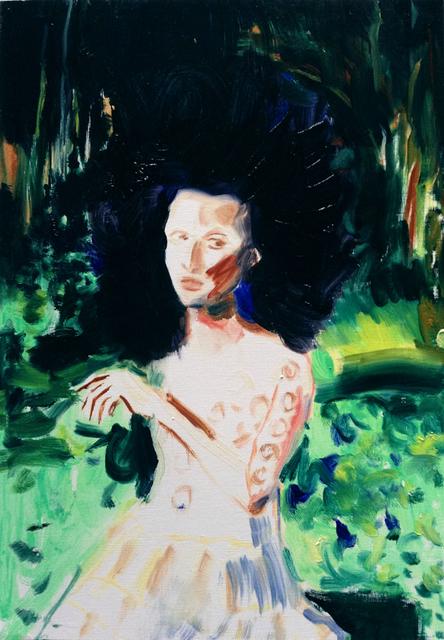 , 'Undergrowth  VIII,' 2017, bo.lee gallery