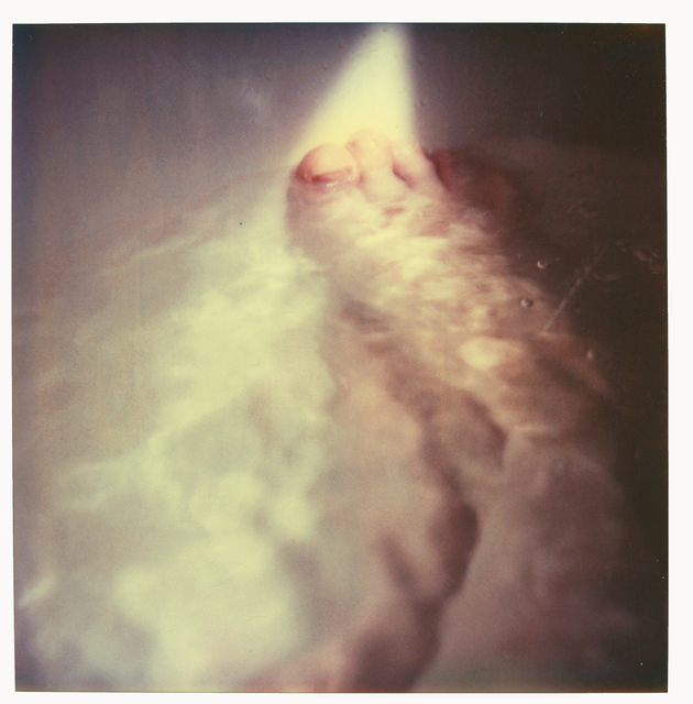 Stefanie Schneider, 'Feet - Bathtime II (29 Palms, CA)  ', 1999, Photography, Analog C-Print, hand-printed by the artist, based on a Polaroid. Not mounted., Instantdreams