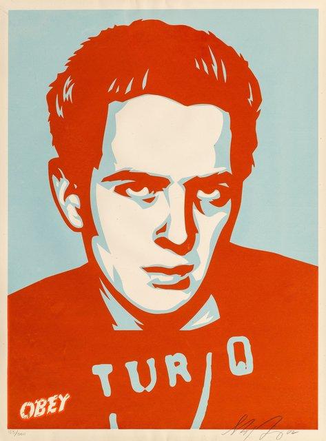 Shepard Fairey, 'Strummer Poster', 2002, Heritage Auctions