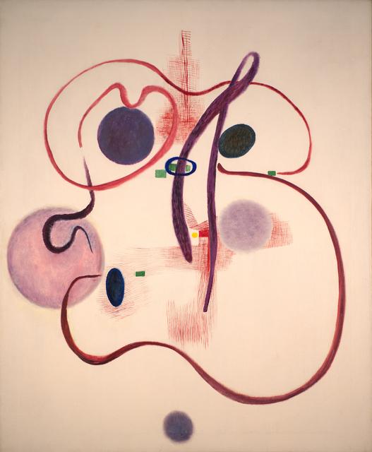 , 'Delicate,' 1950, Weinstein Gallery