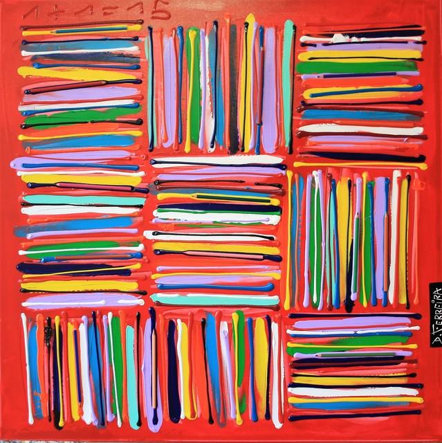 , 'Crayonnade,' 2017, Bouillon d'Art Galerie