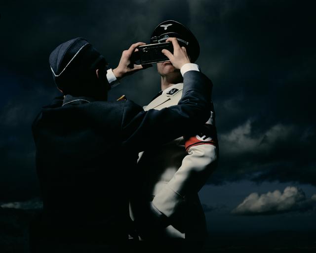 , 'Walter Frentz I from the serie Obersalzberg,' 2012, carlier | gebauer
