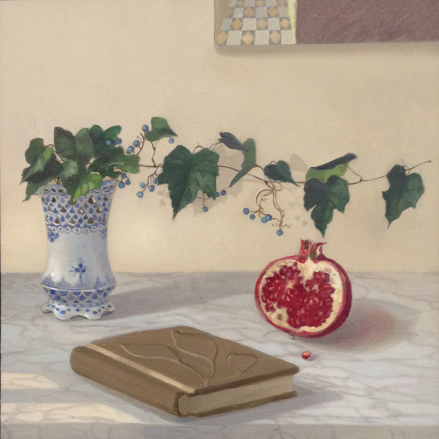 , 'Pomegranate and Porcelain Berries,' 2011, Clark Gallery