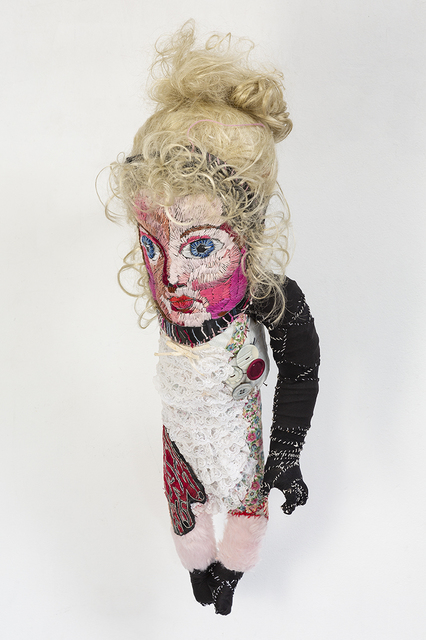 , '(Worry doll) Blonde ambition ,' 2018, 99 Loop Gallery