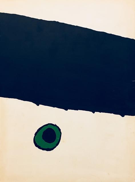 Joan Miró, 'From 'Derrière le Miroir - Miró: Peintures Sur Papier; Dessins'', 1971, Eames Fine Art