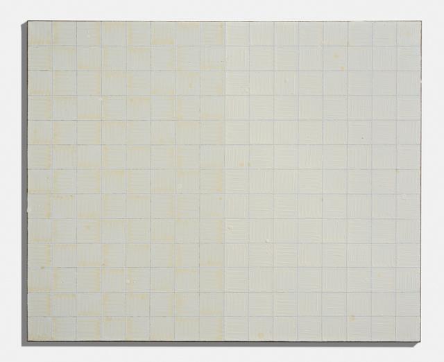 , 'White Diptych (III),' 1996, Gallery NAGA