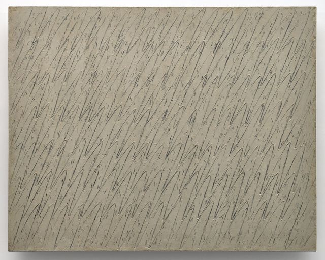 , 'Ecriture No. 68-78-79-81,' 1968, Tina Kim Gallery