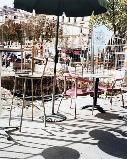 , 'Stühle,' 2019, SETAREH