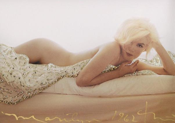 Bert Stern, 'New Baby on the bed', 2012, Kunzt Gallery
