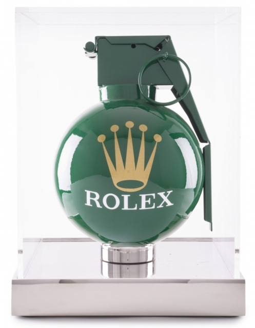 Bruce Makowsky, 'Pull The Pin - Rolex', Bel-Air Fine Art