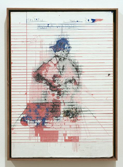 , 'Kuzviitira (letter #4),' 2015, Tiwani Contemporary