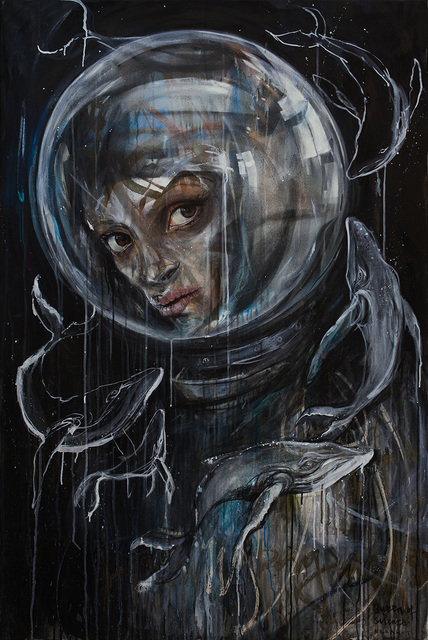 , 'Queens of Silence,' , Corey Helford Gallery