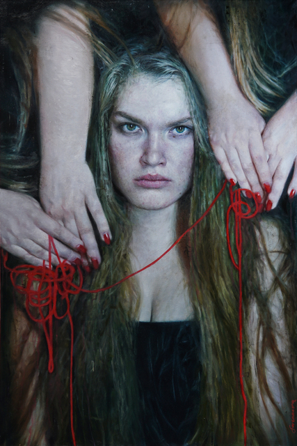 Viktoria Savenkova, 'Red Thread', 2019, 33 Contemporary