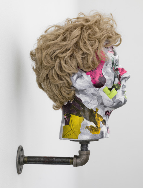 , 'To be titled (Head 6),' 2012, Brand New Gallery