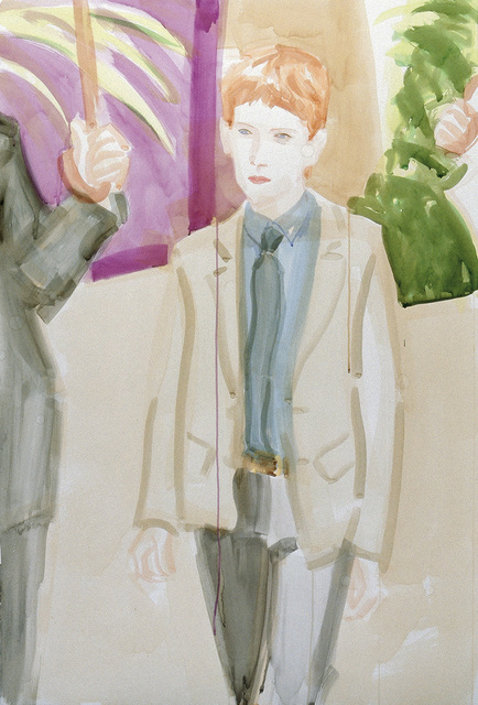 , 'Prince Harry's first day at Eton College, September 1998,' 1998, Georg Kargl Fine Arts