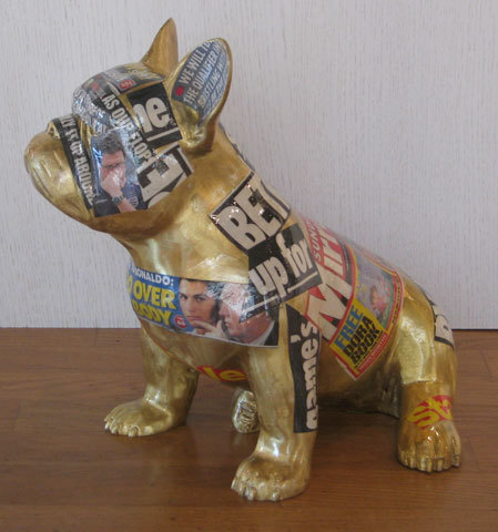 Julien Marinetti, 'Doggy John ', 2010, Vivian Choi Gallery