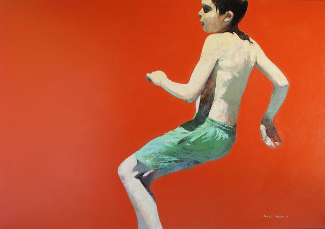 , 'Salt i Vermell ,' 2015, Galerie Olivier Waltman | Waltman Ortega Fine Art