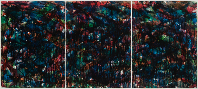 , 'Stained Glass Landscape #9,' 1957, Hollis Taggart