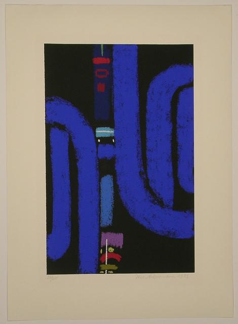 , 'Energie IV,' 1973, Bode Gallery